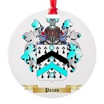 Paxon Round Ornament