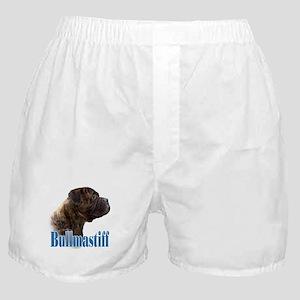 Bullmastiff(brindle)Name Boxer Shorts