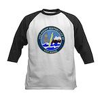 USS Mount Whitney (LCC 20) Kids Baseball Jersey