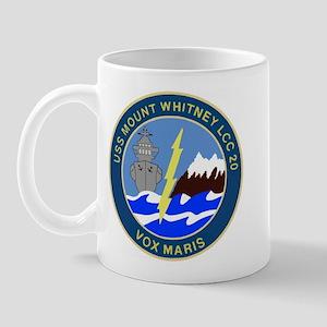 USS Mount Whitney (LCC 20) Mug