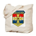USS Belleau Wood (LHA 3) Tote Bag