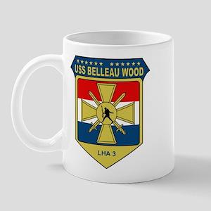 USS Belleau Wood (LHA 3) Mug