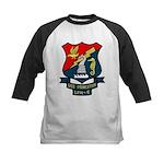 USS Princeton (LPH 5) Kids Baseball Jersey