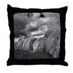 Aproaching Storm Throw Pillow