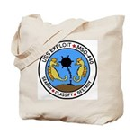 USS Exploit (MSO 440) Tote Bag