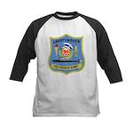 USS Patrick Henry (SSBN 599) Kids Baseball Jersey