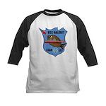 USS Halibut (SSGN 587) Kids Baseball Jersey