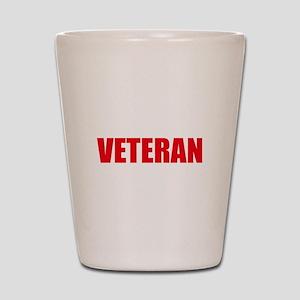 Veteran Shot Glass