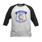 USS Swordfish (SSN 579) Kids Baseball Jersey