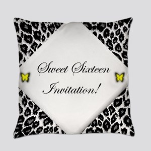 Sweet16 Birthday Everyday Pillow