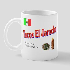 taco el Jarocho Mug