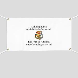 Abibliophobia Banner