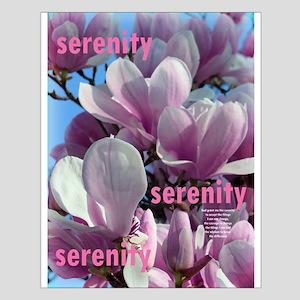 Serenity Spiritual Art Posters Small Poster