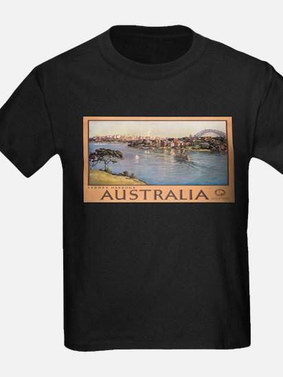 Vintage poster - Gulf Coast T-Shirt