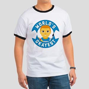 Emoji Worlds Okayest Artist Ringer T