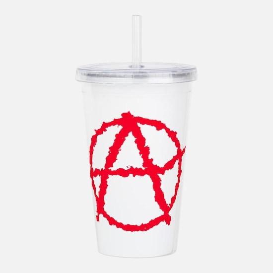 Cool Atheist Acrylic Double-wall Tumbler