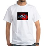 The Lost Depot - Off The Rails White T-Shirt