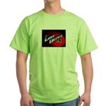The Lost Depot - Off The Rails Green T-Shirt