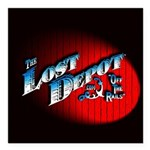 The Lost Depot - Off The Square Car Magnet 3