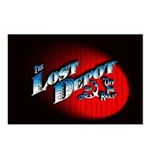 The Lost Depot - Off The Postcards (Package of 8)
