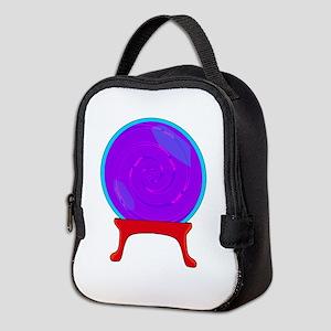 Crystal Ball Neoprene Lunch Bag