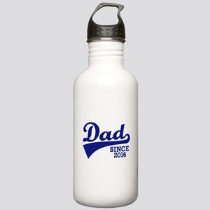 Dad 2016 Stainless Water Bottle 1.0L