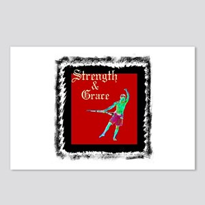 Strength and Grace Postcards (Package of 8)