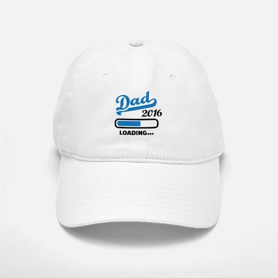 Dad 2016 Baseball Baseball Cap