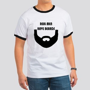 Real Men Have Beards T-Shirt
