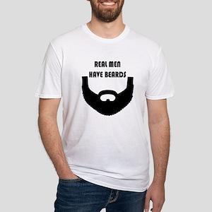 Real Men Have Beards T-Shirt