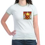 Skull Valley, AZ Jr. Ringer T-Shirt