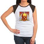 Skull Valley, AZ Junior's Cap Sleeve T-Shirt