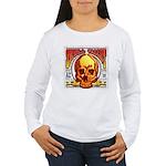 Skull Valley, AZ Women's Long Sleeve T-Shirt