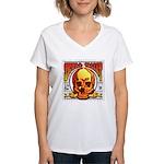 Skull Valley, AZ Women's V-Neck T-Shirt