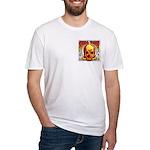 Skull Valley, AZ Fitted T-Shirt