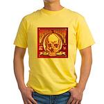 Skull Valley, AZ Yellow T-Shirt