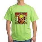 Skull Valley, AZ Green T-Shirt