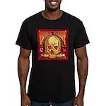 Skull Valley, AZ Men's Fitted T-Shirt (dark)