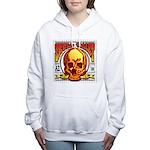 Skull Valley, AZ Women's Hooded Sweatshirt