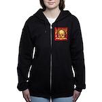 Skull Valley, AZ Women's Zip Hoodie