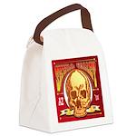 Skull Valley, AZ Canvas Lunch Bag