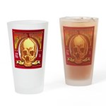 Skull Valley, AZ Drinking Glass