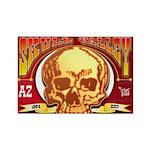 Skull Valley, AZ Rectangle Magnet