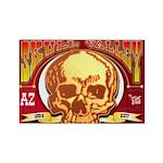 Skull Valley, AZ Rectangle Magnet (100 pack)