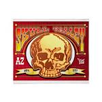 Skull Valley, AZ Throw Blanket
