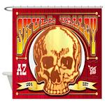 Skull Valley, AZ Shower Curtain