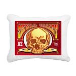 Skull Valley, AZ Rectangular Canvas Pillow