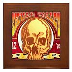 Skull Valley, AZ Framed Tile