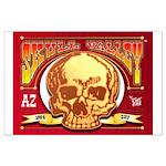 Skull Valley, AZ Large Poster