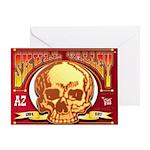 Skull Valley, AZ Greeting Card